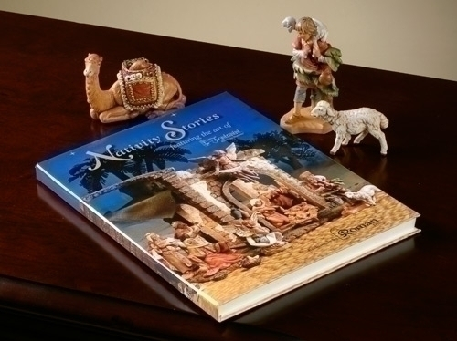 Fontanini Nativity Story Book - Nativity Village Collectible 50320 at Sears.com