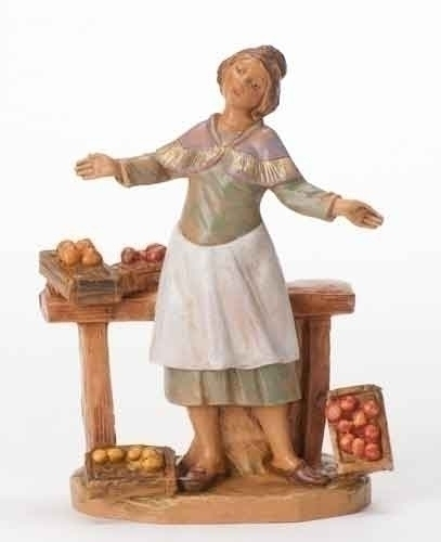 Fontanini Zofia Merchant * Nativity Village Collectible 54053 at Sears.com