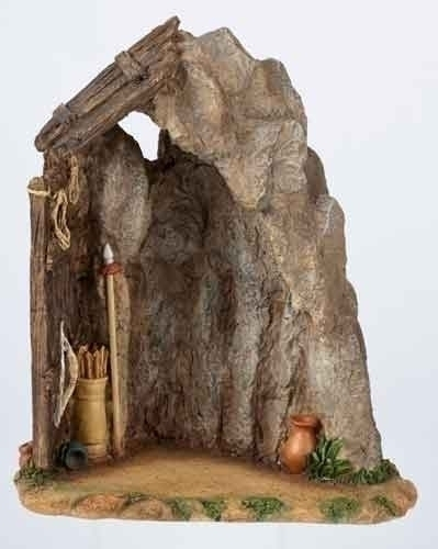 Fontanini Hunter's Cave * Nativity Village Collectible 55556 at Sears.com
