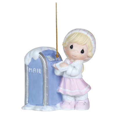 Precious Moments Dear Santa Ornament * 2012 Christmas Collectable PM at Sears.com