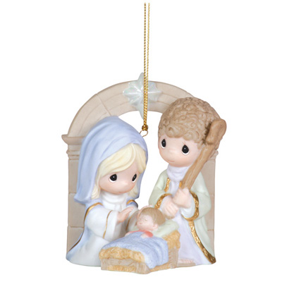 Precious Moments Unto Us A Child Is Born Ornament * 2012 Christmas Collectable PM at Sears.com
