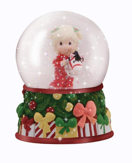 Precious Moments Jingle All The Way Snow Globe * 2012 Christmas Collectable PM at Sears.com