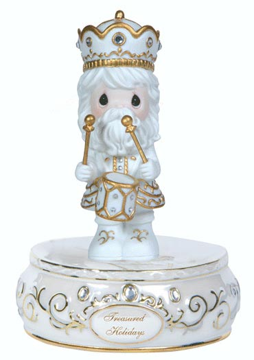 Precious Moments Treasured Holidays Musical Figurine * 2012 Christmas Collectable PM at Sears.com